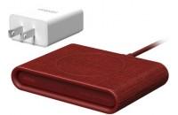 Кабели и зарядные уст-ва iOttie iON Wireless Fast Charging Pad Mini Red (CHWRIO103RD)