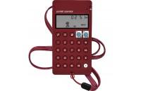 DJ процессоры эффектов Teenage Engineering Pro-Case CA-X  Wine Red (для PO-12,32,33,35)