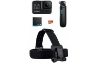 Экшн-камеры GoPro HERO 8 Black Bundle (CHDRB-801)
