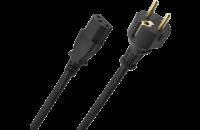 Oehlbach Powercord C13/150 Black 1.5m (17040)