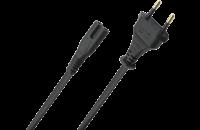 Oehlbach Powercord C7/150 Black 1.5m (17046)