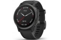 Смарт-часы Garmin Fenix 6S Carbon Gray DLC with Black Band (010-02159-25)