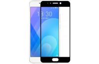 Аксессуары для мобильных телефонов PRO+ Meizu M6 Full Screen Protection Tempered Glass Black