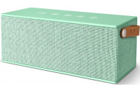 Fresh N Rebel Rockbox Brick XL Fabriq Edition Bluetooth Speaker Peppermint