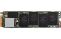 Жесткие диски, SSD SSD Intel 660P 512GB M.2 (2280) (PCIe/NVMe) (SSDPEKNW512G8XT)