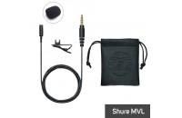 Аксессуары для диктофонов и микрофонов Ветрозащита AES Shure MVL
