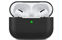 Наушники AHASTYLE Silicone Case for Apple AirPods Pro Black (AHA-0P300-BLK)