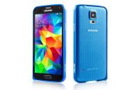 Аксессуары для мобильных телефонов Devia Samsung Galaxy S5 Buckle Blue (00000002794)