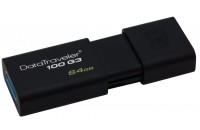 USB Flash накопители Kingston DataTraveler 100 G3 64GB (DT100G3/64GB)