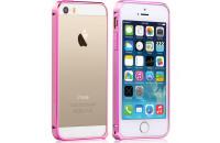Аксессуары для мобильных телефонов Vouni iPhone 5/5S Buckle Color Match Pink/Rose (00000002905)