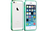 Аксессуары для мобильных телефонов Vouni iPhone 5/5S Buckle Color Match Green/Yellow (00000002909)