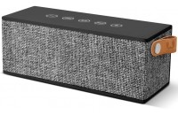 Fresh N Rebel Rockbox Brick Fabriq Edition Bluetooth Speaker Concrete
