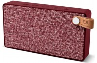 Акустика Fresh N Rebel Rockbox Slice Fabriq Edition Bluetooth Speaker Ruby