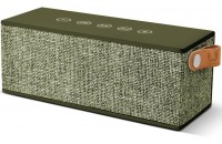 Fresh N Rebel Rockbox Brick Fabriq Edition Bluetooth Speaker Army