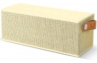 Fresh N Rebel Rockbox Brick Fabriq Edition Bluetooth Speaker Buttercup