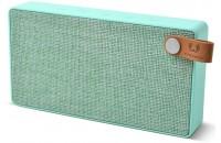 Fresh N Rebel Rockbox Slice Fabriq Edition Bluetooth Speaker Peppermint