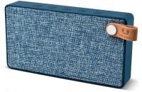 Fresh N Rebel Rockbox Slice Fabriq Edition Bluetooth Speaker Indigo