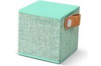 Fresh N Rebel Rockbox Cube Fabriq Edition Bluetooth Speaker Peppermint