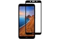 Аксессуары для мобильных телефонов PRO+ Xiaomi Redmi 7a 3D Protection Tempered Glass Black