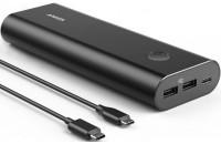 Кабели и зарядные уст-ва Anker PowerCore+ 20100 USB-C V3 Black (A1371H12)