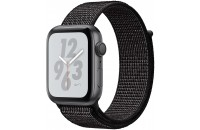 Смарт-часы Apple Watch Series 4 Nike+ GPS 40mm Space Gray Aluminum Case with Black Nike Sport Loop (MU7G2)