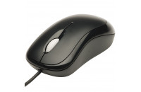 Компьютерные мыши Microsoft Basic Optical Mouse Black (4YH-00007)