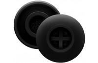 Аксессуары для наушников Амбушюры Sennheiser IE40 Silicone Ear Adapter (507495) 1пара) M black