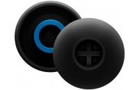 Аксессуары для наушников Амбушюры Sennheiser IE40 Silicone Ear Adapter (507496) 1пара) L black