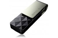 USB Flash накопители Silicon Power Blaze B30 16GB Black (SP016GBUF3B30V1K)