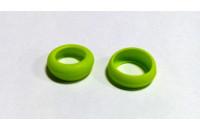 Аксессуары для наушников Амбушюры Sennheiser PMX 684 (566252) 5пар) green