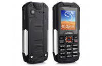 Мобильные телефоны Sigma mobile Х-treme IT68 black