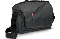 Фотосумки и фоторюкзаки Сумка Manfrotto NX CSC Messenger Camera Bag Gray (MB NX-M-GY)