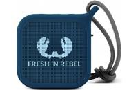 Fresh N Rebel Rockbox Pebble Small Bluetooth Speaker Indigo