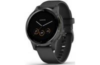 Смарт-часы Garmin Vivoactive 4S Black/Slate (010-02172-13)