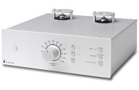 LP-проигрыватели Pro-Ject Tube Box DS2 Silver