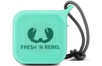 Fresh N Rebel Rockbox Pebble Small Bluetooth Speaker Peppermint