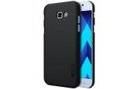 Аксессуары для мобильных телефонов Nillkin Samsung A7(2017)/A720 - Frosted Shield Black (6328431)