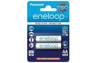 Panasonic Eneloop AA 1900 mAh 2BP Ni-MH (BK-3MCCE/2BE)