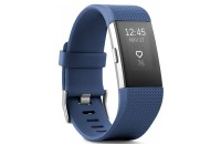 Фитнес -трекеры Fitbit Charge 2 Fitness Activity Tracker Small Blue (FB407SBUS)