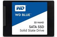 Жесткие диски, SSD WD SSD 1TB Blue 2.5