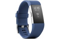 Фитнес -трекеры Fitbit Charge 2 Fitness Activity Tracker Large Blue (FB407SBUL)