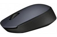 Компьютерные мыши Logitech Wireless Mouse M170 Grey/Black (910-004642)