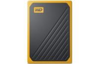 Жесткие диски, SSD WD My Passport Go 1TB Yellow (WDBMCG0010BYT-WESN)