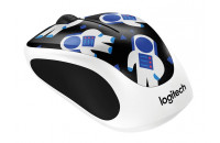 Компьютерные мыши Logitech Wireless Mouse M238 WL Spaceman (910-004716)