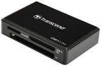 Карты памяти и кардридеры Transcend Card Reader Black (TS-RDF9K2)