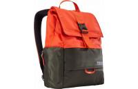 Сумки для ноутбуков Thule Departer 23L Backpack Drab/Roarange (TDSB-113)