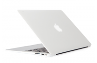 Сумки для ноутбуков Moshi Ultra Slim Case iGlaze Pearl White (V2) for MacBook Air 13