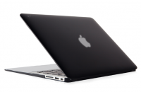 Сумки для ноутбуков Moshi Ultra Slim Case iGlaze Stealth Black (V2) for MacBook Air 13