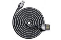 Кабели и зарядные уст-ва Remax King USB MicroUSB Cable 1m Grey (RC-063m)