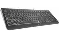 Клавиатуры TERRA Keyboard 1000 Corded [US/EU] USB Black (JK-0800EUADSL)